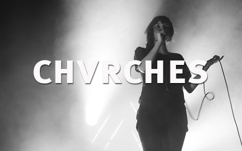 SOUND CHECK: CHVRCHES