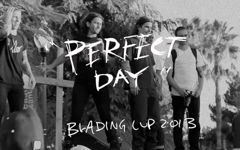 Blading Cup 2013: Perfect Day