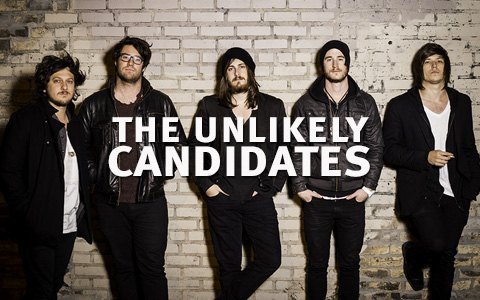 SOUND CHECK: The Unlikely Candidates