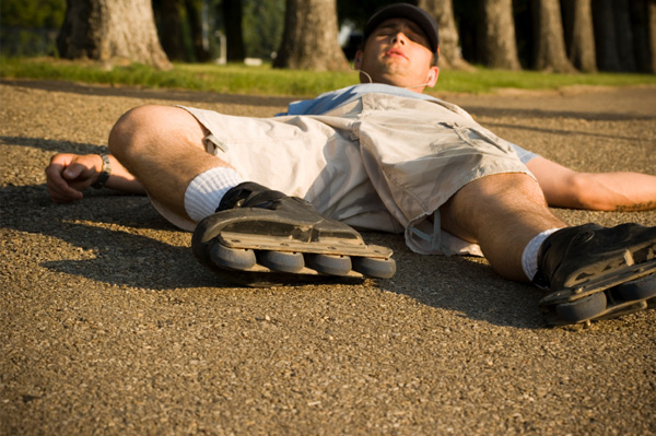 Top 10 Reasons You Quit Rollerblading