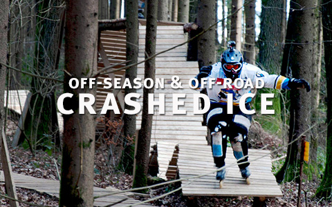Crashed Iced: Off-Season & Off-Road