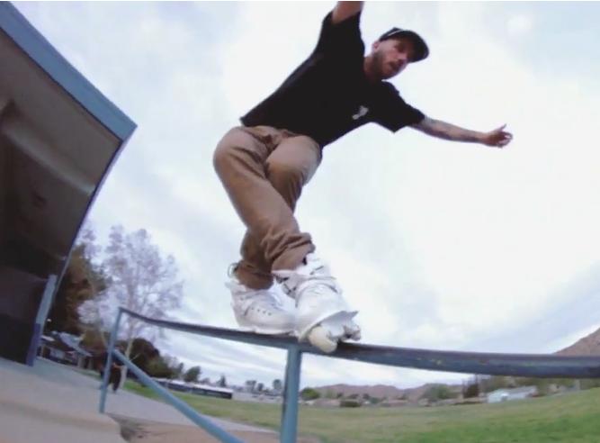 Jeremy Soderburg New Skates Edit