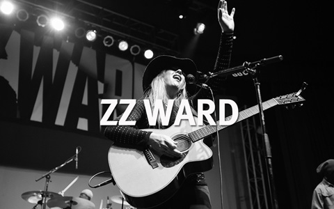 SOUND CHECK: ZZ Ward