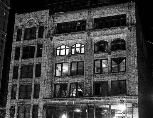 Detroit Blading – The Final Loft Session by Al Dolega