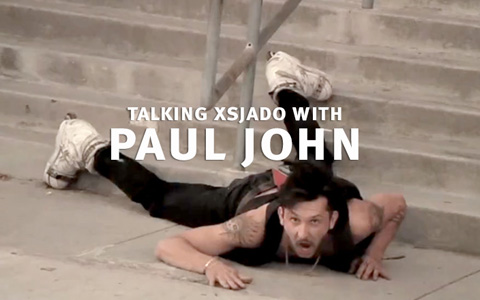 Talking Xsjado Video with Paul John