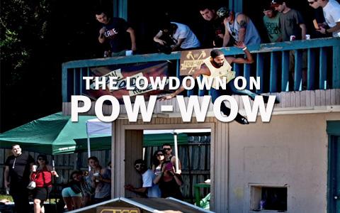 The lowdown on Pow-wow