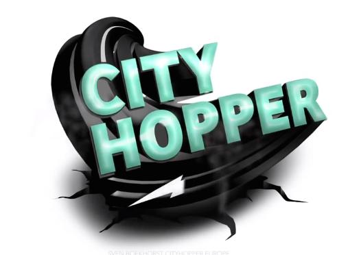 """Sven Boekhorst – 2014 """"Cityhopper"""""""