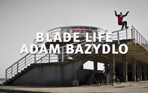 Adam Bazydlo: New City, Big Blading