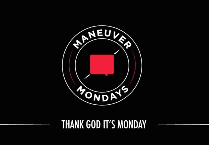 """""""Maneuver Mondays"""" with Sean Kelso"""