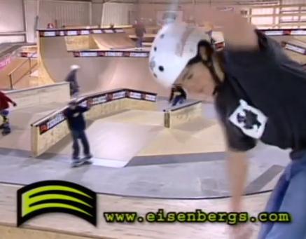 2001 TV Commercial for Eisenbergs Skatepark