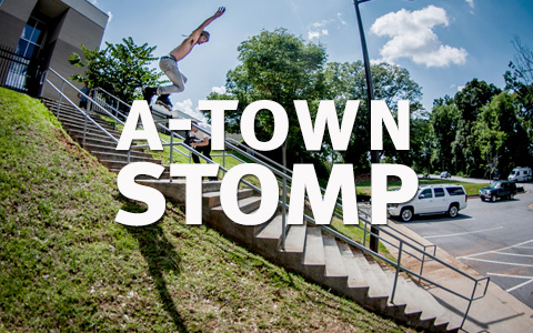 A-Town Stomp 5 (2014)