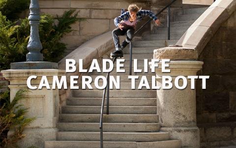 Cameron Talbott: High Plains Drifter