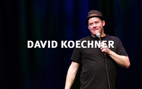 SOUND CHECK: David Koechner