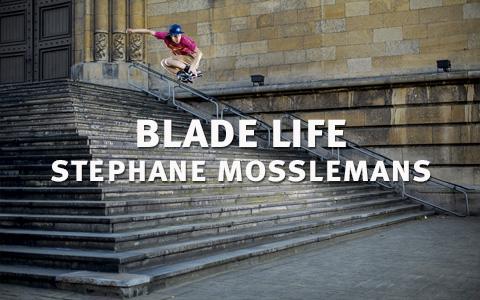 Stephane Mosselmans: BEL BL8R