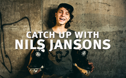 Catch up with Nils Jansons