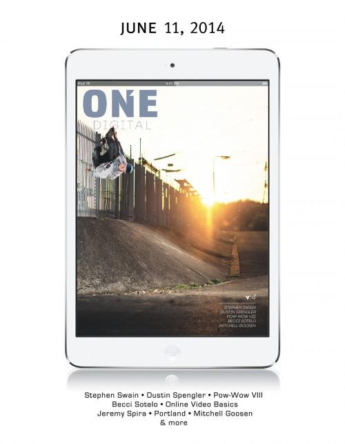 ONE Digital v.4 *June 11*