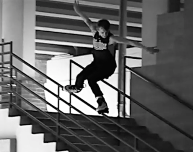 Corey Glanville – Scribe Industries Edit by Daniel Fabiano