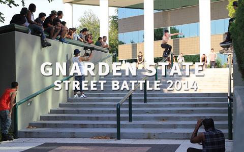 Gnarden State Street Battle '14
