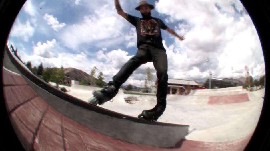 The NDN x Beightol Skatepark Promo