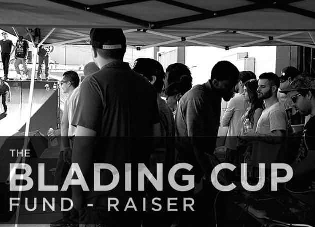 2014 Blading Cup Fundraiser Edit by Jason Reyna & Erick Rodriguez