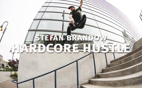 Stefan Brandow: Hardcore Hustle