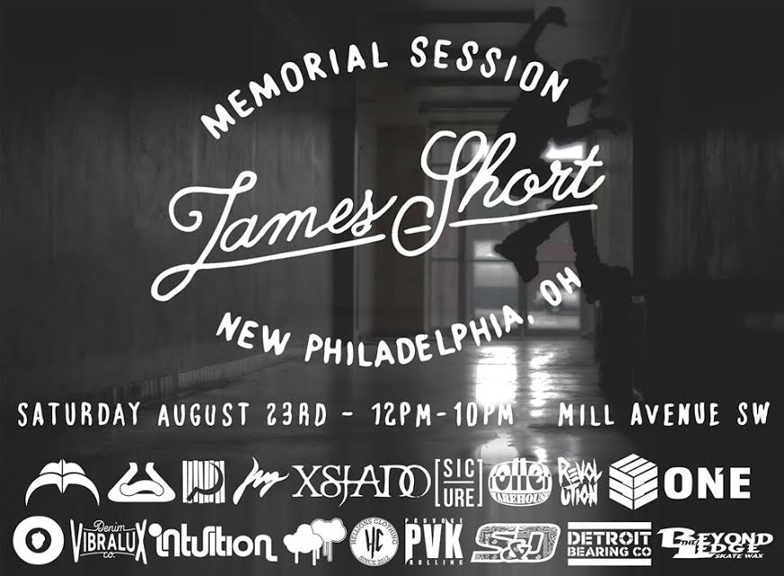 James Short Memorial Session 2014