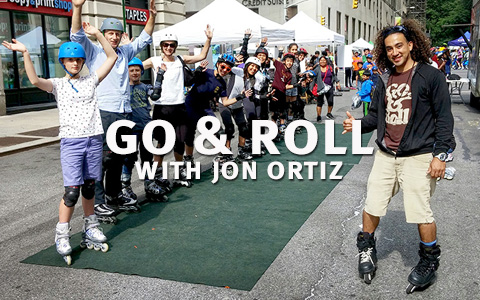 Go & Roll with Jon Ortiz