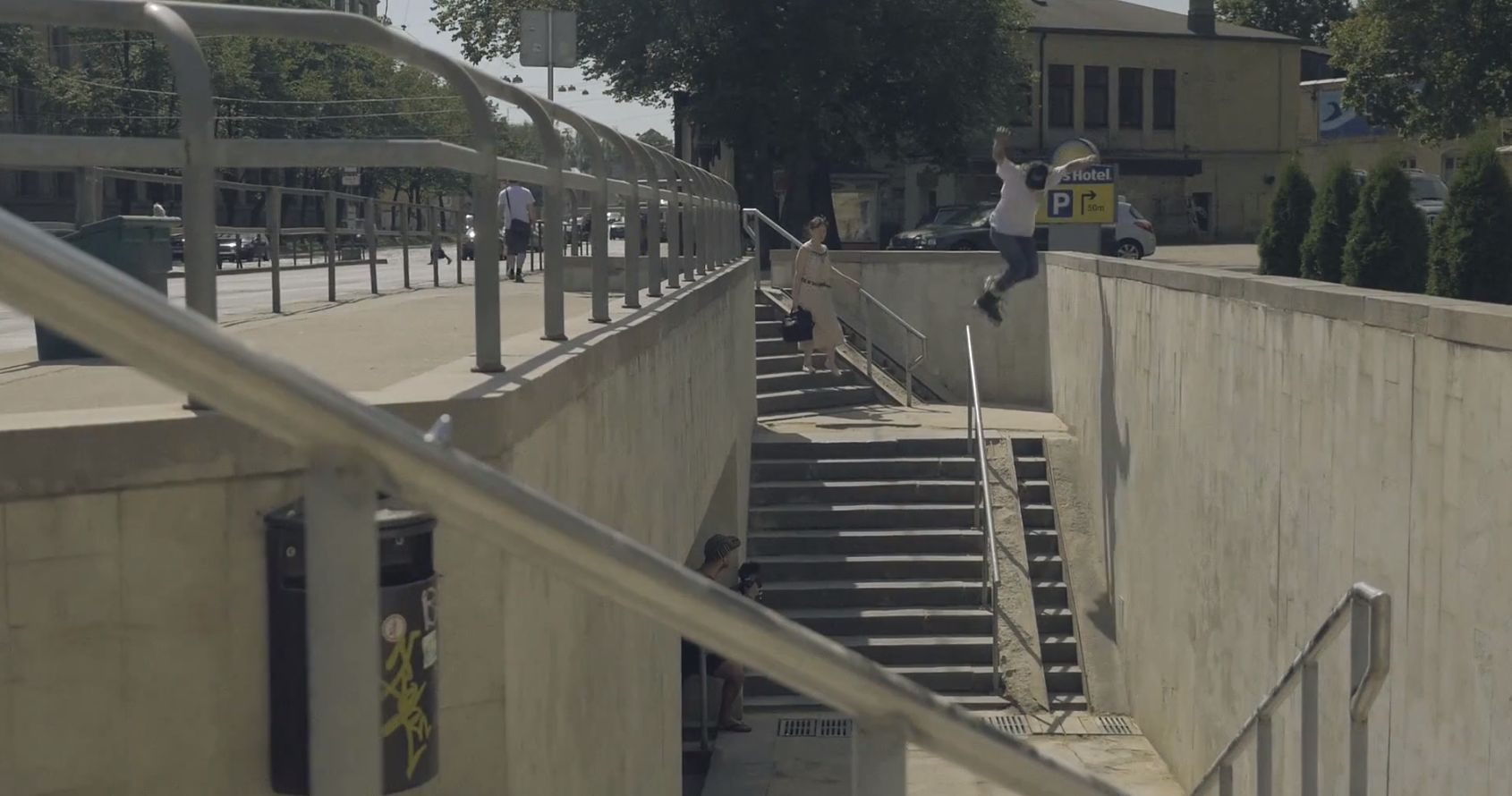 Nils Jansons Pro Skate Promo Edit