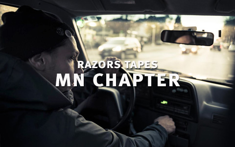 Razors Tapes MN Chapter
