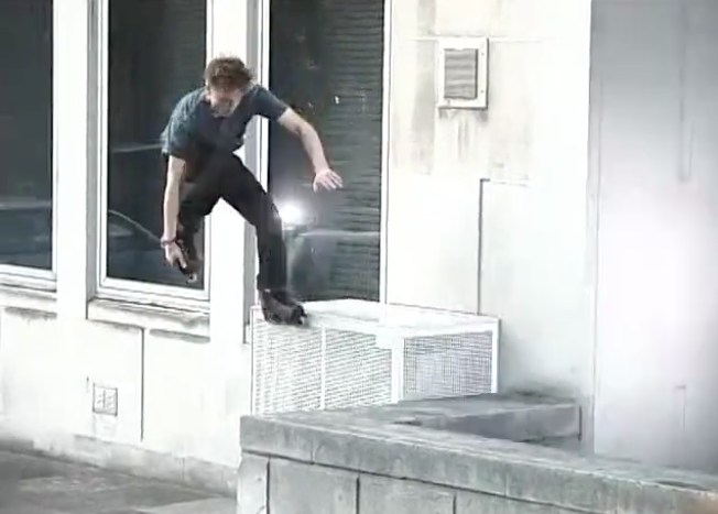 Elliot Stevens Loco Skates Edit