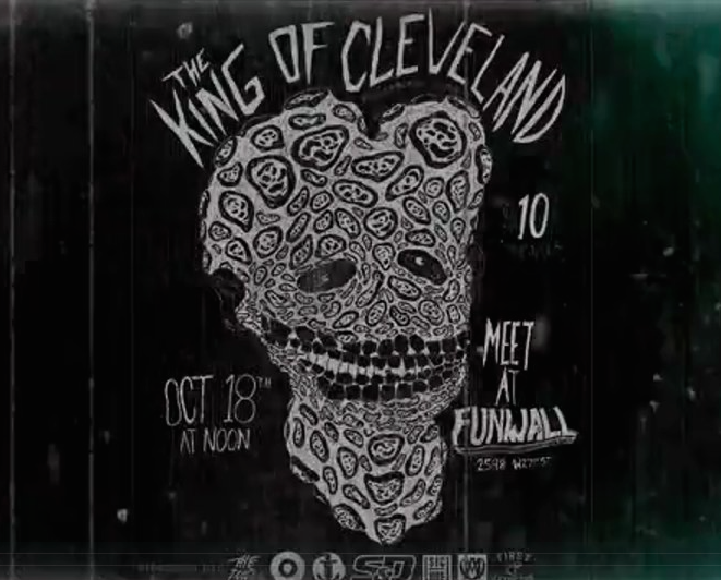 2014 The King of Cleveland Competition Edit by Hawke Trackler