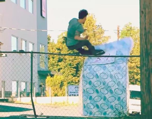 Julian Bah Signature Skate Promo