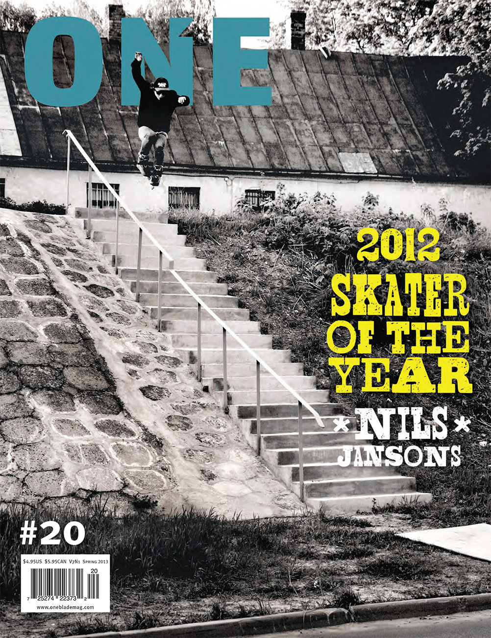 Issue #20 (V7N1)