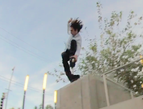 Ben Schwab Xsjado Pro Skate