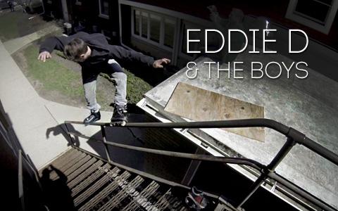 Eddie D & The Boys: An Edit