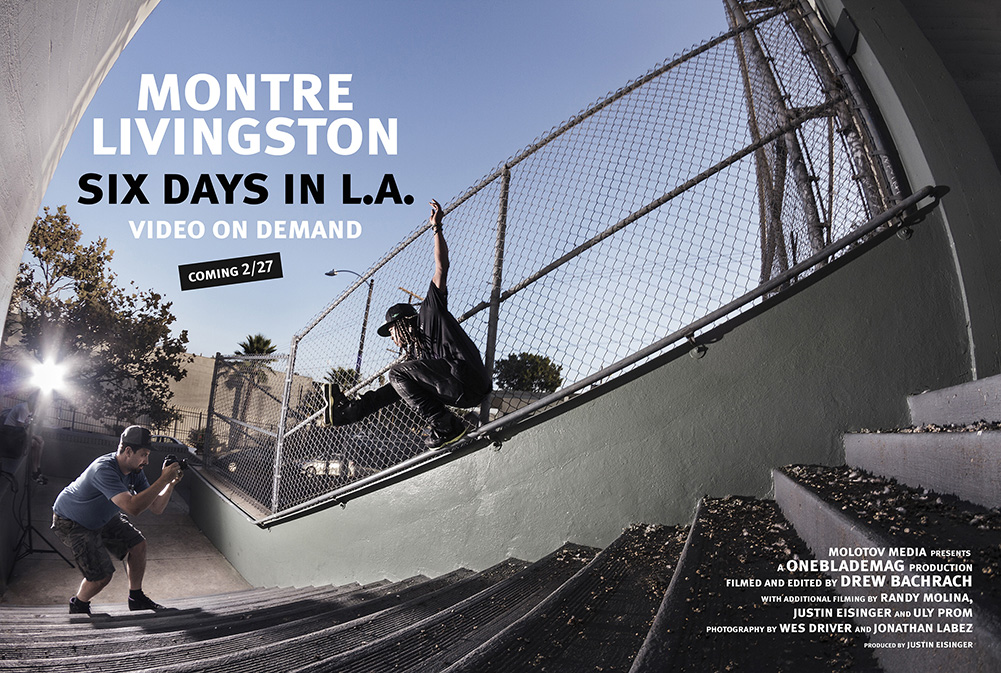 Six Days in L.A. with Montre Livingston VOD Release Date