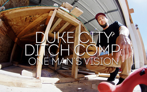 The Duke City Ditch Comp: One Man's Vision