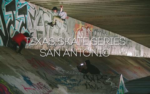 TSS '15: San Antonio