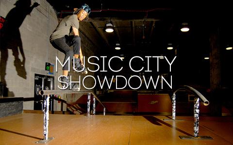 Music City Showdown 2015
