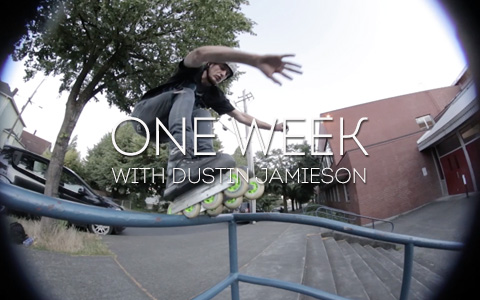 ONE Week with Dustin Jamieson