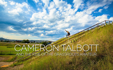Cameron Talbott and the Rise of the Grassroots Amateur
