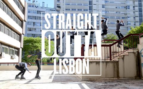 Rodrigo Braz Teixeira: Straight Outta Lisbon