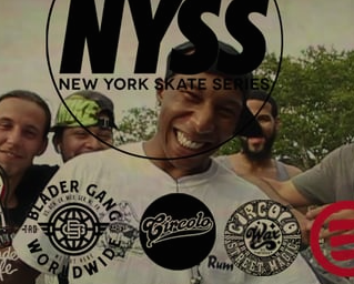 2015 New York Skate Series: Thomas Greene Playground