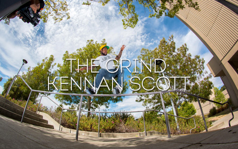 THE GRIND: Kennan Scott