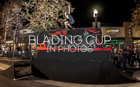 Blading Cup 2015 in Photos