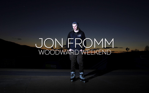 Jon Fromm: Woodward Weekend