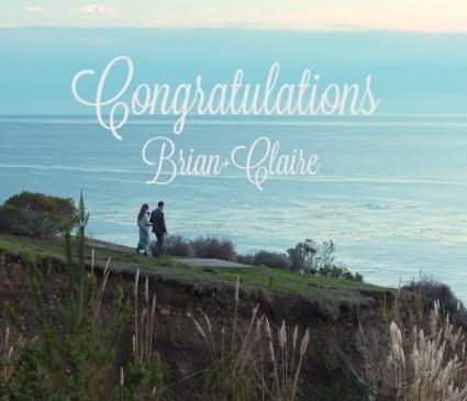 Brian Krans' Pre-Wedding Sesh