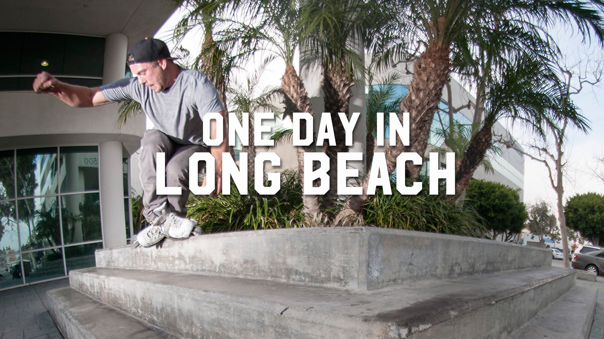 ONE day in Long Beach