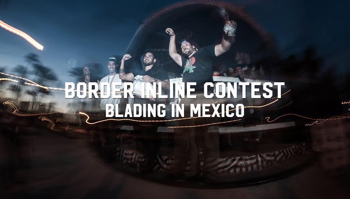 Border Inline Contest 2016