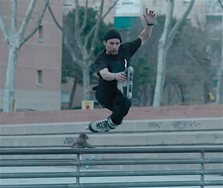 Razors BCN Edit by Jonas Hansson
